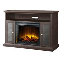 Pleasant Hearth Riley Media Electric Fireplace for TVs up to