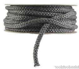 Rutland Grapho-glas graphite fiberglass rope flat gasket mat