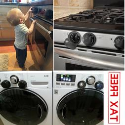 Safety Stove Knob Covers Universal Gas Electric Oven Baby Ki