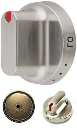 For Samsung Gas Range Knob Dial Oven Stove Cooktop Burner Re