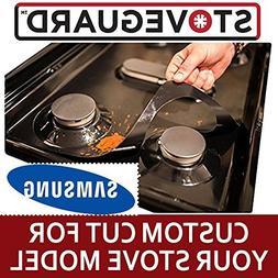Samsung Gas Stovetop Stove Guard | Gas Stove-Top Protector L