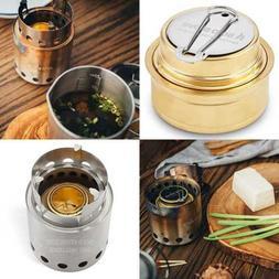 Solo Alcohol Burner Efficient Spirit Cooktop W Flame Regulat