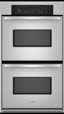 """Whirlpool Stainless Double Wall Convection Oven 30"""" NEW In"""
