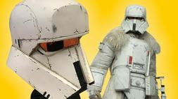 GENTLE GIANT STAR WARS SOLO RANGE TROOPER 1:1 SCALE HELMET R