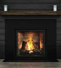 starfire hdx52 large gas fireplace direct vent