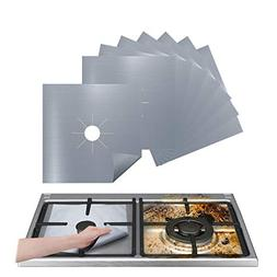 Stove Burner Covers Reusable Gas Stove Protector - FDA Appro