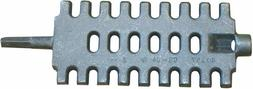 Stove Shaker Grate Durable Heavy Cast Iron Wood Coal Grate G