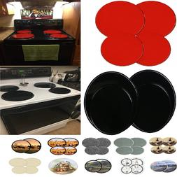 Stove Top Covers 4pcs Electric Cook Burner Oven Cover Kitche