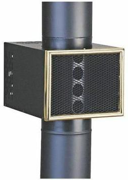 US Stove/Vogelzang Stovepipe Heat Reclaimer- 6inch