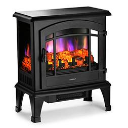 suburbs ts23 freestanding electric fireplace