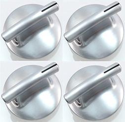 Surface Burner Knob, 4 Pack for Maytag, Jenn Air, AP4100128,