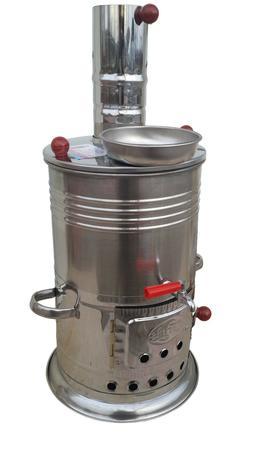 Tea kettle/SAMOVAR 4.25L Outdoor Camping Picnic BOAT HIKING