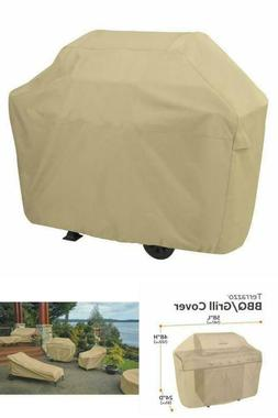 Terrazzo Grill Cover For Char-Broil 4-Burner Gas Bbq Stove P