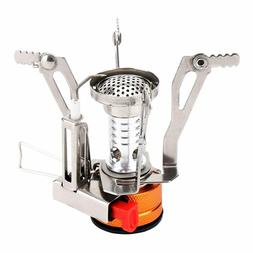 REEHUT Ultralight Portable Camping Stoves Backpacking Stove