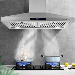under cabinet seamless stainless steel kitchen range