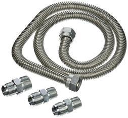 """GE Universal Gas Range Installation Kit PM15X103 48"""" Stainle"""