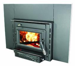 US Stove 2200iE Medium Epa Certified Wood-Burning Fireplace