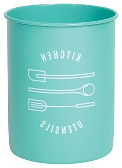 Now Designs Utensil Crock Turquoise