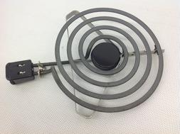 "VINTAGE STOVE PARTS 250 Volt 2100 Watt Large 8"" Top Burner E"