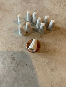 VINTAGE STOVE PARTS Porcelain Wire Connector Nut Ceramic Hig