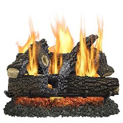 Pleasant Hearth VL-AA30D Arlington Ash Vented Gas Log Set 65