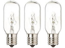40 Watt Microwave Bulb GE - Microwave Light - Fits Most GE a